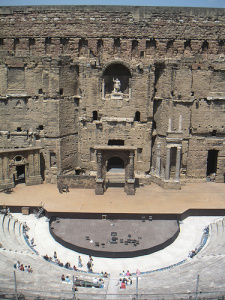 The Theater at Colonia Arausio (IV)