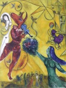 Chagall Danse
