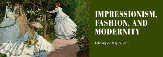 Impressionism Fashion Modernity
