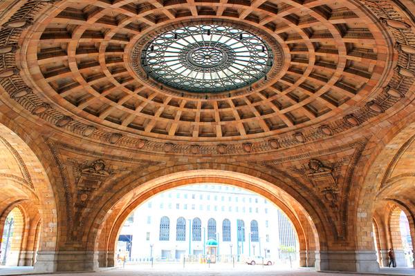 Pennsylvanian Rotunda
