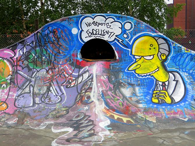 Finland street art