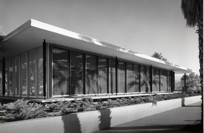 Palm Springs Art Museum Architecture and Design Center