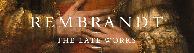 Rembrandt-the-late-works