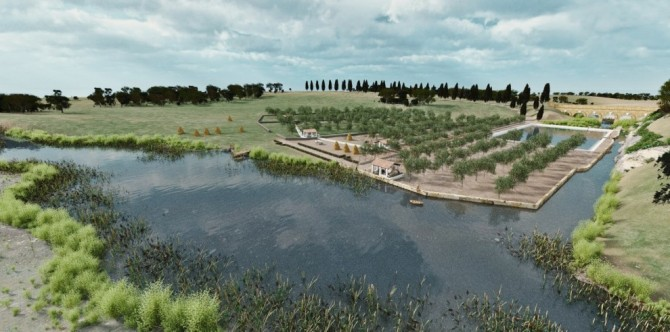Roman-Water-Basin