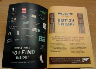 British Library Family Trail