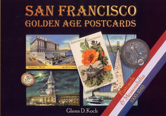 San Francisco Golden Age Postcards