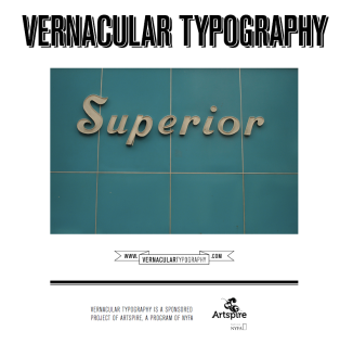 VernacularTypography