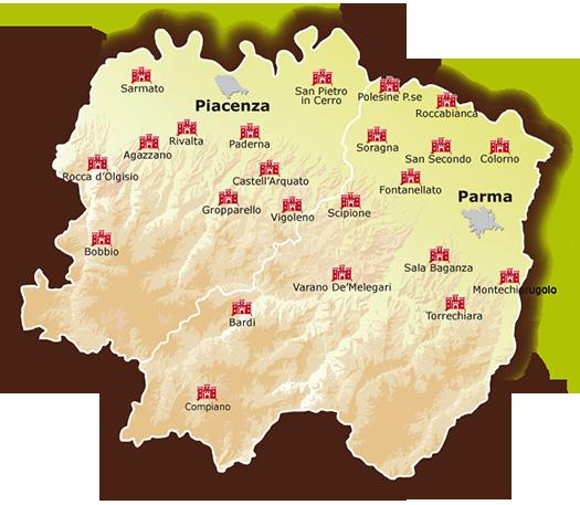 ParmaPiacenza_mappa