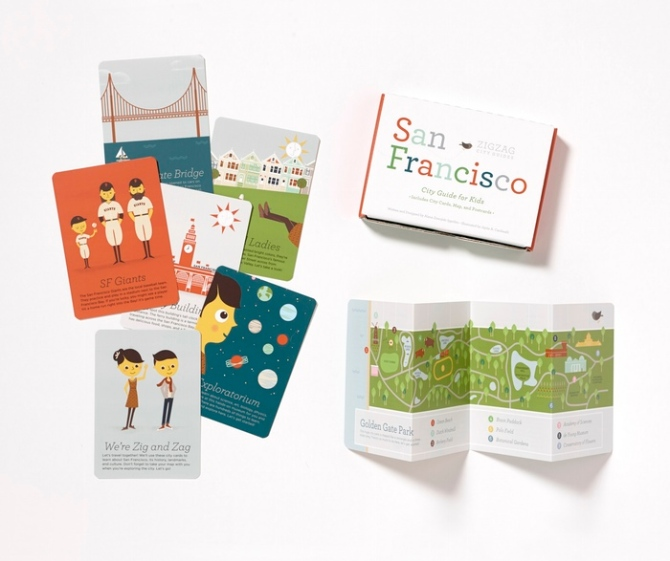 ZigZag City Guides for Kids
