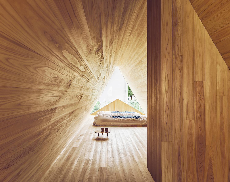 JAPAN: Yoshino Cedar House ...